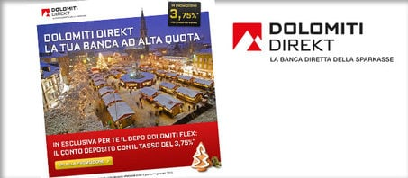 Direct Email Marketing Italia per Dolomiti Direkt